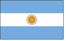 флаг знаме АРЖЕНТИНА