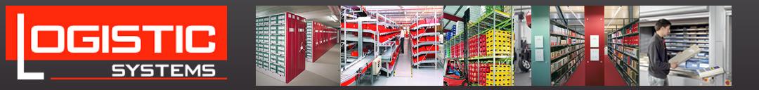 Логистични системи ООД архиви архивни складови системи сортировъчни центрове стелажи стелажни етажни мецанин подвижни метални шкафове документи палетни пластмасови кутии карусел автоматизиран лифт конзола конзолен рафт рафтов подвижни стелажи кутия пале с