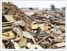 Изкупуване на отпадъчни черни и цветни метали