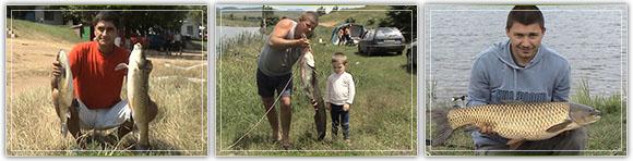 Комплекс за отдих и риболов - Язовир Слаковци