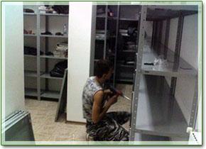 Стелт ООД метални сглобяеми стелажи за магазини и складове